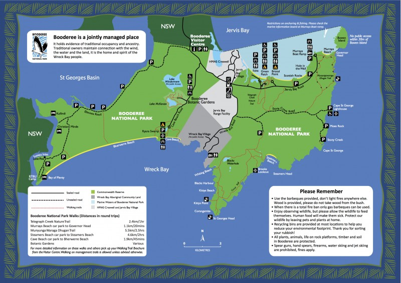 BodeereeNationalParkmap copy
